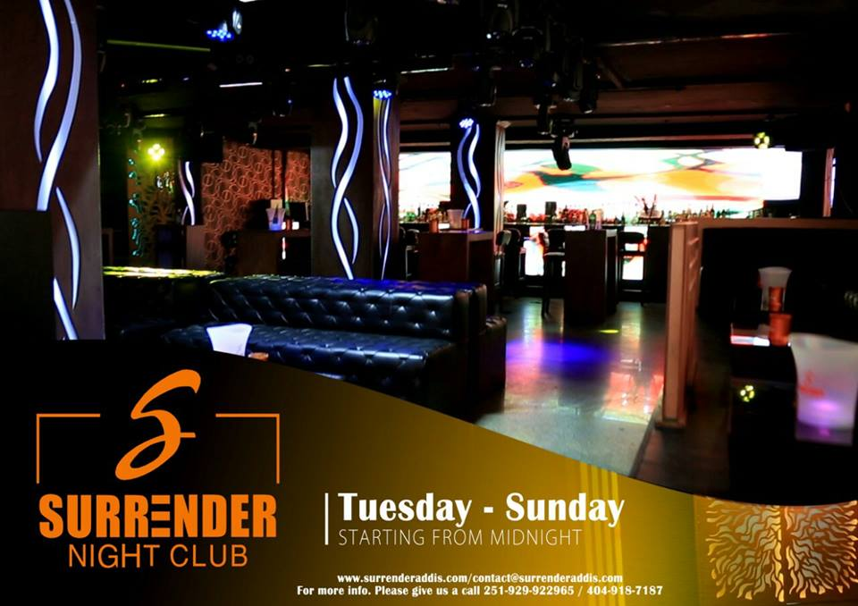 Reviews of Surrender Night Club in Bole, Ethiopia - ReviewEthio